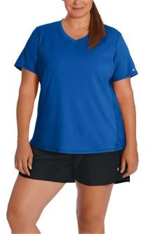 Women's Champion Vapor Select T-Shirt Plus Size
