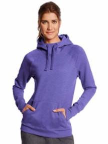 Women's Champion Fleece Hoodie Long Sleeve Sweatshirt