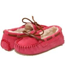 Girls' Minnetonka Cassie Slippers