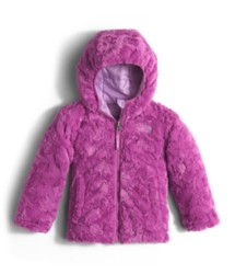 Toddler Girl's The North Face Mossbud Swirl Reversible Jacket