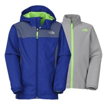 Youth Boys' The North Face Triclimate Rain Jacket