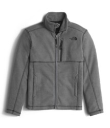 Youth Boys' The North Face Cap Rock Full Zip Jacket