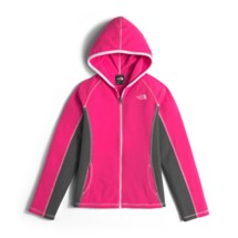 Youth Girls' The North Face Glacier Full Zip Hoodie