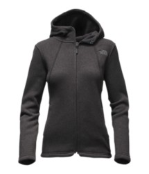 Women's The North Face Crescent Full Zip Hoodie