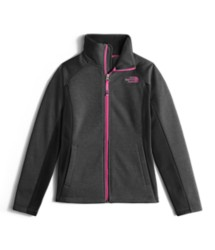 Youth Girls' The North Face Arcata Full Zip Jacket