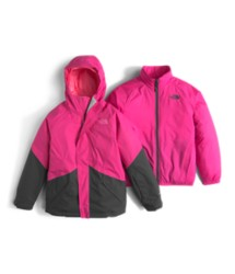 Youth Girls' The North Face Kira Triclimate Jacket