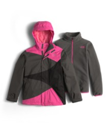 Youth Girls' The North Face Mountain View Triclimate Jacket