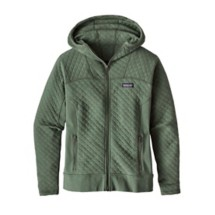 Women's Patagonia Cotton Quilt Hoody
