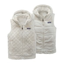 Women's Patagonia Los Gatos Hooded Fleece Vest