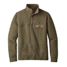 Men's Patagonia Cotton Quilt Snap-T Pullover