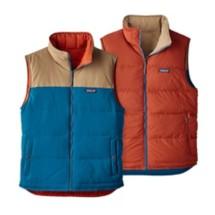 Men's Patagonia Bivy Down Vest
