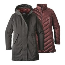 Women's Patagonia Tres 3-in-1 Parka