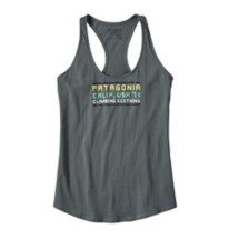 Women's Patagonia Mt. Minded Ropes Cotton Tank Top