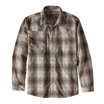 Men's Patagonia Long Sleeved Sun Stretch Shirt
