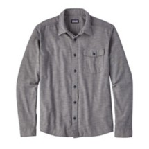 Men's Patagonia Long-Sleeved Lightweight Fjord Flannel Shirt