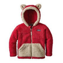 Infant Patagonia Furry Friends Hoody Jacket