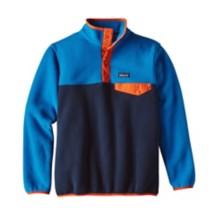 Boys' Patagonia Lightweight Synchilla Snap-T Fleece Pullover