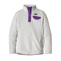 Youth Girls' Patagonia Re-Tool Snap-T Fleece Pullover