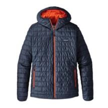 Men's Patagonia Nano Puff Hooded Jacket