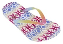 Youth Girl's Northside Ombre Print Sandals