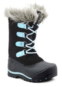 Youth Girls' Northside Snow Dropp II Boots