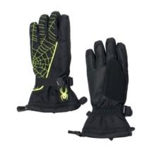 Youth Boys' Spyder Overweb Gloves
