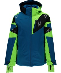 Youth Boys' Spyder Leader Jacket