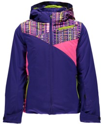 Youth Girl's Spyder Project Jacket
