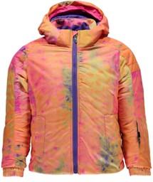 Youth Girl's Spyder Bitsy Glam Jacket