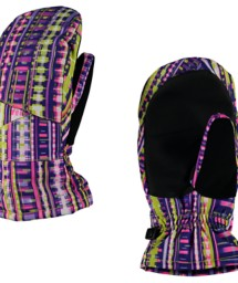 Youth Girl's Spyder Astrid Mittens