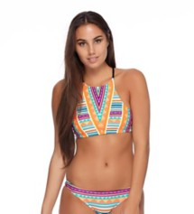 Women's Eidon Sukuma Adelina High Neck Bikini Top