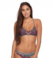 Women's Eidon Amina Madison Triangle D-Cup Bikini Top
