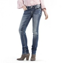 Women's Miss Me Well Played Straight Cut Jeans