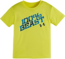 Toddler Boys' Under Armour 100% Beast T-Shirt