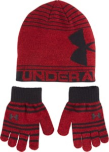 Preschool Boys' Under Armour Beanie Glove Combo