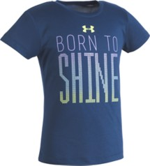 Toddler Girls' Under Armour Born To Shine T-Shirt