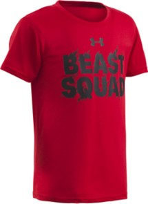 Toddler Boys' Under Armour Beast Squad T-Shirt