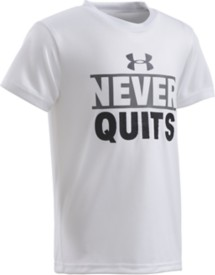 Toddler Boys' Under Armour Never Quits T-Shirt