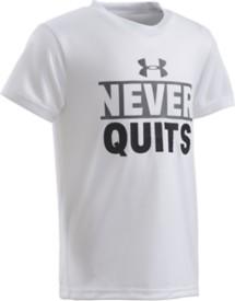 Preschool Boys' Under Armour Never Quits T-Shirt