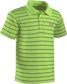 Infant Boys' Under Armour Game Stripe Yarn Dye Polo