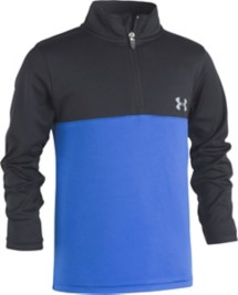 Preschool Boys' Under Armour Sideline 1/4 Zip Long Sleeve