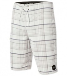 Men's O'Neill Santa Cruz Plaid Boardshorts