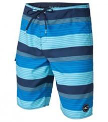 Men's O'Neill Santa Cruz Stripe Boardshort