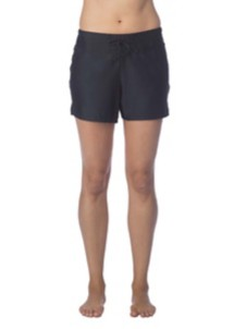 Women's 24th & Ocean Swim Short Solid Bottom