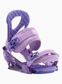 Women's Burton Stiletto Snowboard Bindings