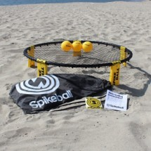 Spikeball Combo Game