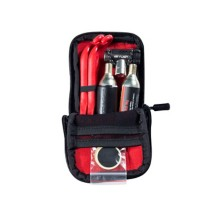 Bontrager Air Pack CO2 Bike Tire Inflator Kit