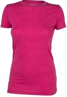 Women's Seeded & Sewn Crew Short Sleeve Shirt