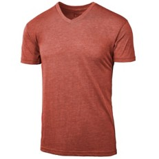 Men's Seeded & Sewn V-Neck T-Shirt