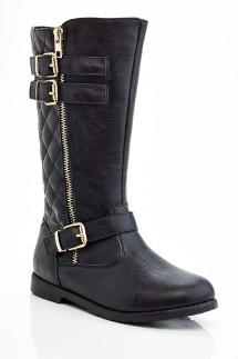 Youth Girl's Eddie Marc Riding Boots